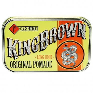"King Brown ""Original"" Pomáda"