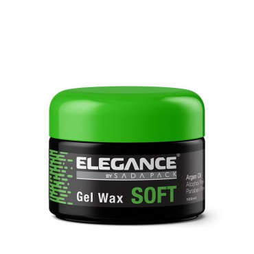 "Elegance ""Gel Wax SOFT"" pomáda"