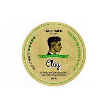 HAIR for MEN - Clay