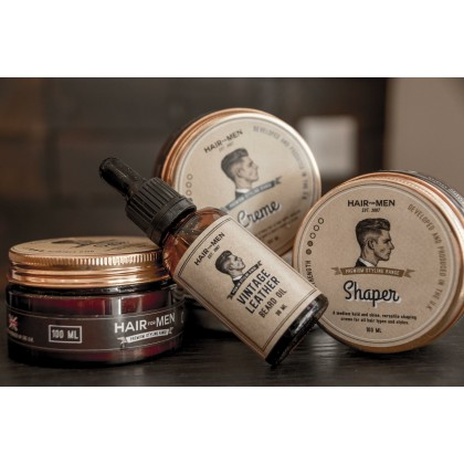 HAIR for MEN Vintage Leather - olej na bradu