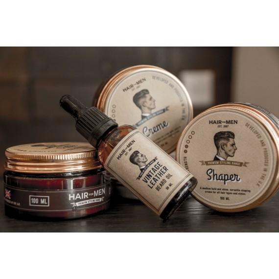 "HFM ""Vintage Leather"" - Olej na bradu"