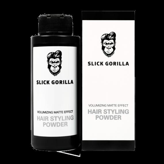 Slick Gorilla - Stylingový púder na vlasy