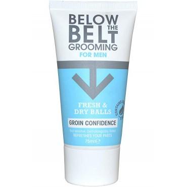 Below the Belt - podpásový krém