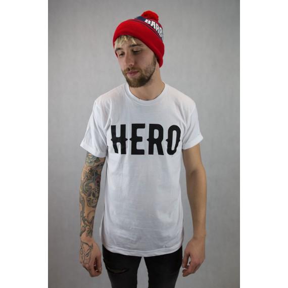 """HERO """"BARBER"""" Čiapka Červená"""