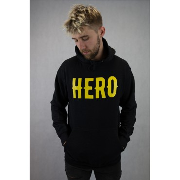 HERO MERCH - Mikina