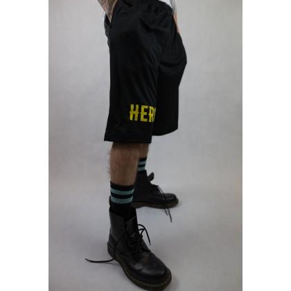 HERO MERCH - Krátke nohavice Hero