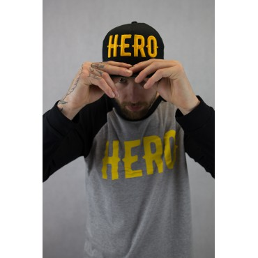 "HERO ""Original Logo"" Snapback"