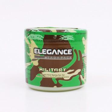 """Elegance """"Military"""" gél na vlasy"""
