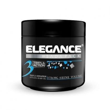 """Elegance """"Strong shine and volume""""  Pomáda na Vlasy 1000ml"""