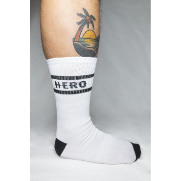 "HERO ""Hero logo"" ponožky"