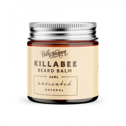 "Dick Johnson ""Unscented Killabe"" - balzam na bradu"