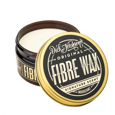 "Dick Johnson ""Fiber Wax"""