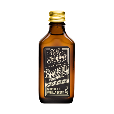 "Dick Johnson ""Snake Oil"" - olej na bradu"