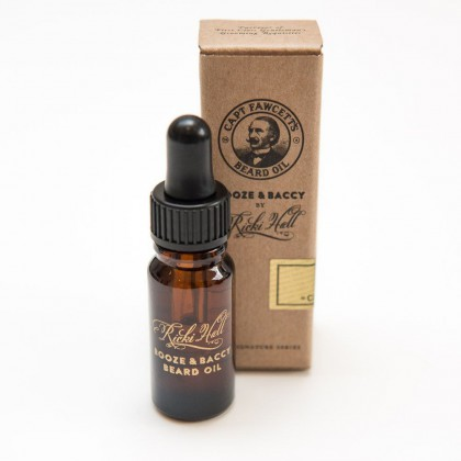 "CAPTAIN FAWCETT'S ""RICKI HALL"" OLEJ NA BRADU 10ML"
