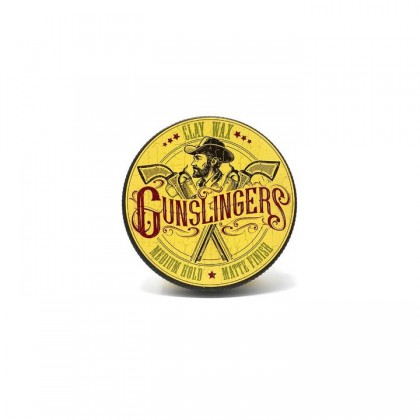 "Gunslingers - ""Clay Wax"""