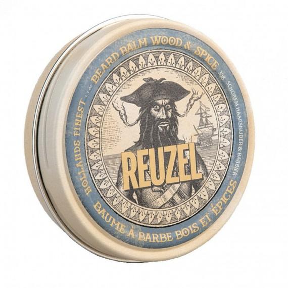 REUZEL - BALZAM NA BRADU Wood & Spice