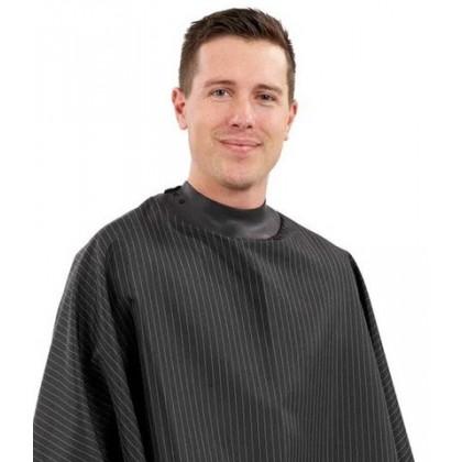 "Neocape ""Unigown Pinstripe Black"" Pláštenka"