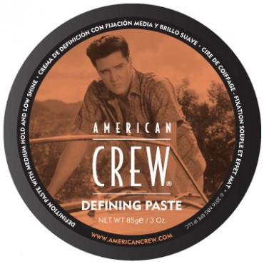 """AMERICAN CREW """"DEFINING PASTE"""" POMÁDA"""