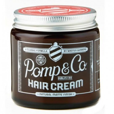"POMP & CO ""HAIR CREAM"" - POMÁDA"