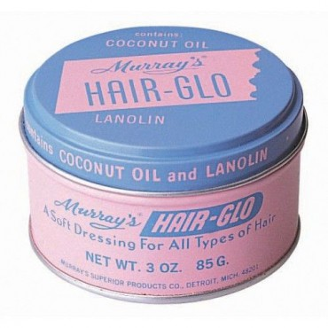 "MURRAY'S - ""HAIR-GLO"" POMÁDA"