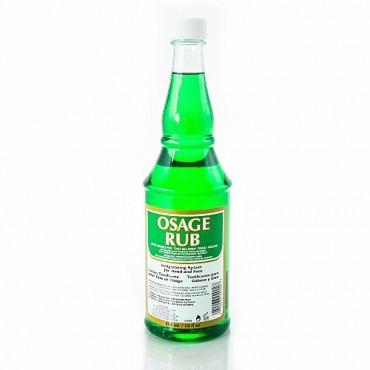Clubman Osage Rub - Tonikum na Vlasy a Tvár