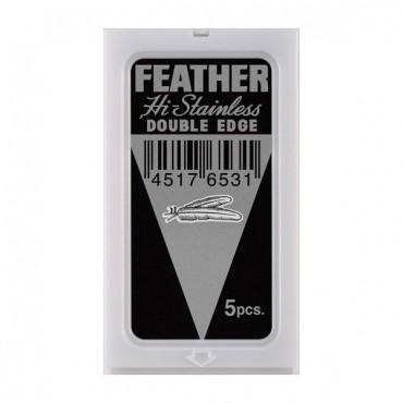 Žiletky na Holenie - Feather