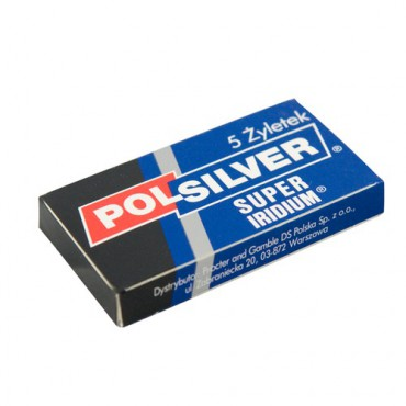 Žiletky na Holenie - Polsilver