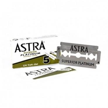 Žiletky na Holenie - Astra Superior Platinum