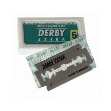 Žiletky na Holenie - Derby Extra