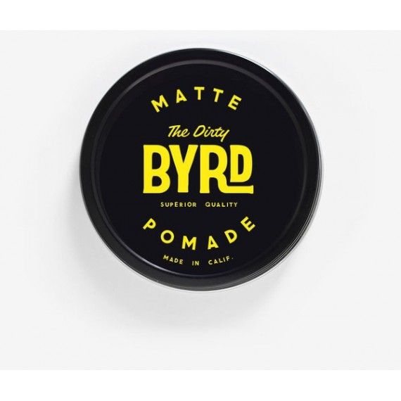 "BYRD ""MATTE"" POMÁDA"