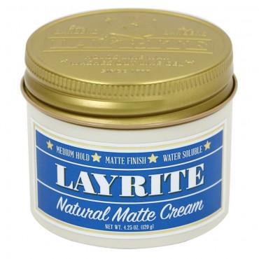"Layrite ""Natural Matte"" Pomáda"