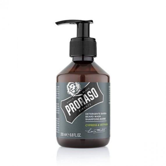 """Proraso """"Cypress-Vetiver"""" - Šampón na Bradu"""