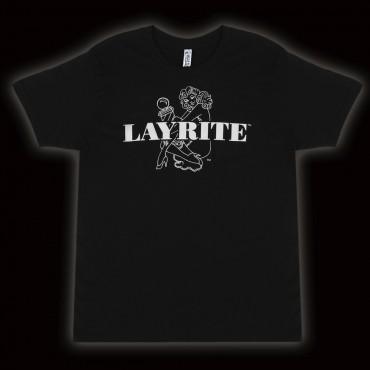 "LAYRITE ""Barber Girl"" - Tričko"