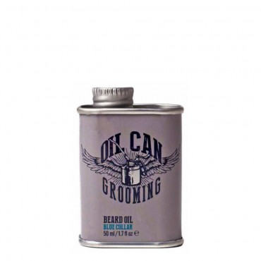 "Oil Can ""Blue Collar"" Oleja na Bradu"