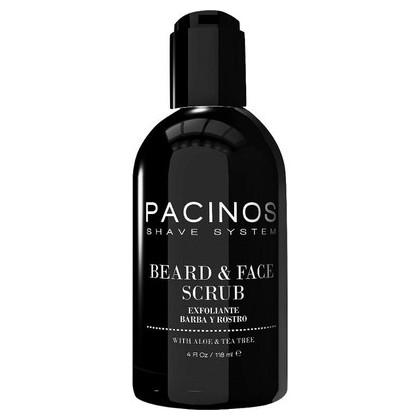 "Pacinos ""Beard&Face Srub"" Peeling na Bradu a Tvár"