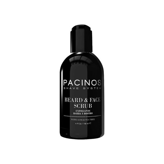 """Pacinos """"Beard&Face Scrub"""" Peeling na Bradu a Tvár"""