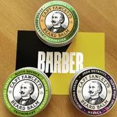 Nove balzamy @captainfawcett zo Signature series za 19,95€/ks. Zaujimave vone, vysoka kvalita. Made in Great Britain #balzamnabradu #beardbalm #captfawcetts #nebula #triumphant #maharajah #barbersk