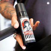 Novinka od @uppercutdeluxe pena na vlasy s lahkou fixaciou (Foam Tonic) Klikaj na barber.sk